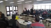 Reunião sobre as Eleições Gerais 2018