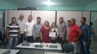 Sessão de posse da nova Vereadora de Alcantil-PB