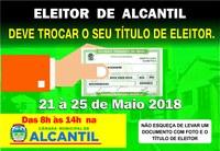 TROCA DE TÍTULO DE ELEITOR
